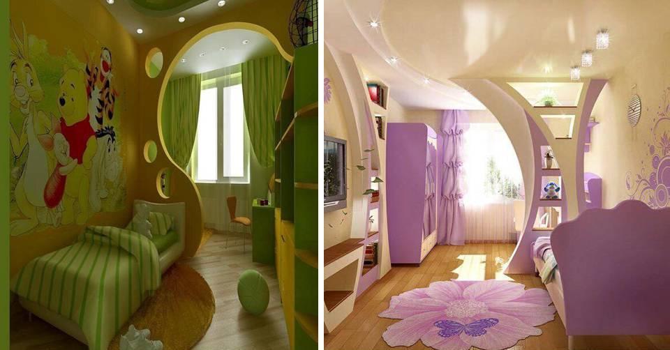 z 15 Contemporary Kids Room Design Ideas Interior