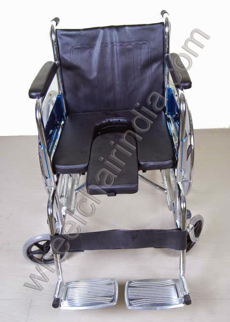 Commode Wheelchair Rainbow 6