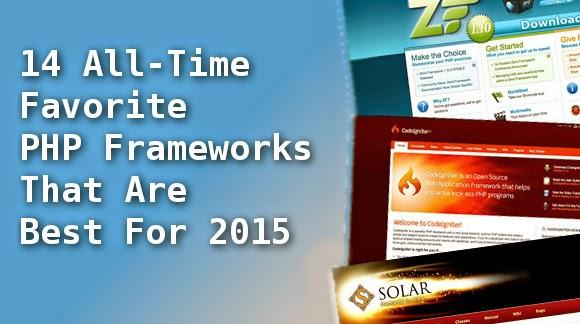 PHP Framework 2015