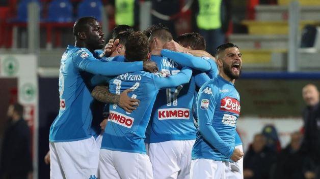 Liga Europa Jadi Prioritas Napoli