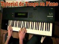 aprender a tocar tango con piano o teclado