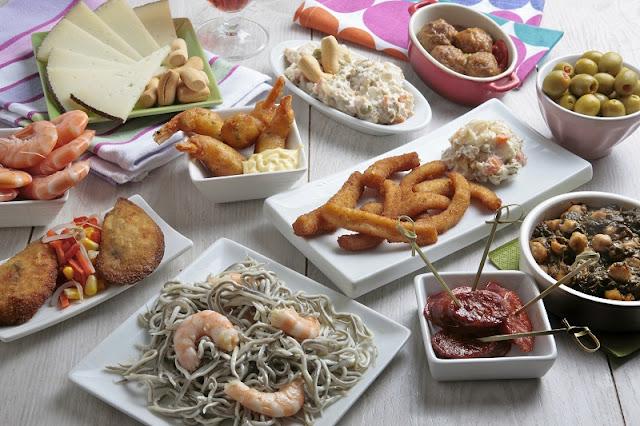 Gastronomia de Sevilha