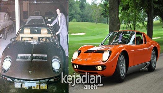 mobil klasik termahal 11 Temuan Mobil Klasik Termahal Dunia yang Jadi Rongsokan
