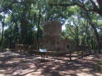 Plantation Ruins, Hilton Head So. Carolina