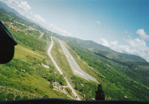 Aeropuerto Manuel Prado de Mazamari