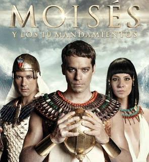 Ver Moisés y Los Diez Mandamientos Capítulo 32 Gratis Online
