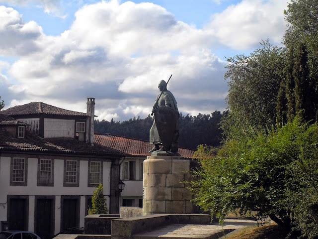 alrededores del Castillo de Guimaraes