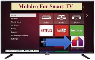 Mobdro for samsung smart TV