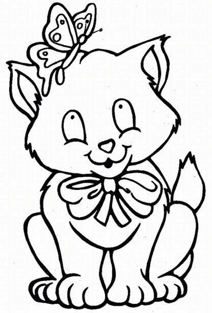 Dibujos De Gatos Y Perros Para Colorear E Imprimir Imagui