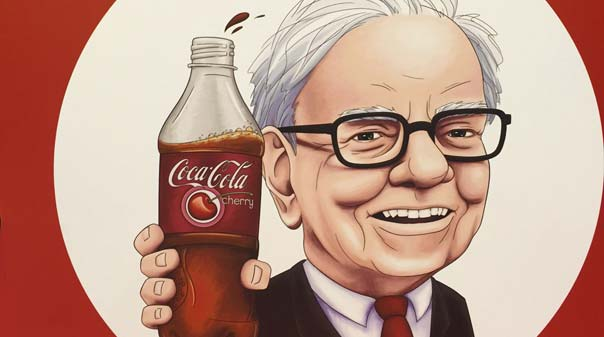 Уоррен Баффет состояние на Кока-Коле