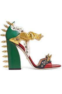 tendencia zapato Gucci
