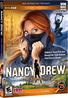 Nancy Drew: The Silent Spy Free Game Download Highly Compressed