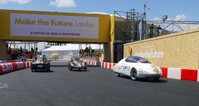 Shell Eco-marathon Urban Concept cars