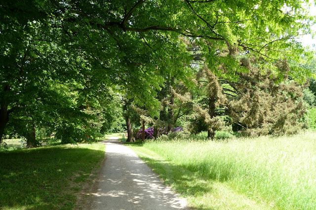 Ogród Pałacowy w Kromieryż w Czechach
