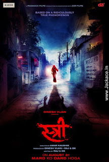 Stree Budget, Screens & Box Office Collection India, Overseas, WorldWide