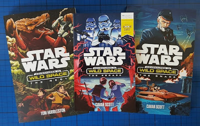 Egmont Star Wars young reader book review