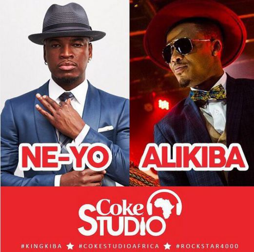 Alikiba and Ne-Yo Collabo
