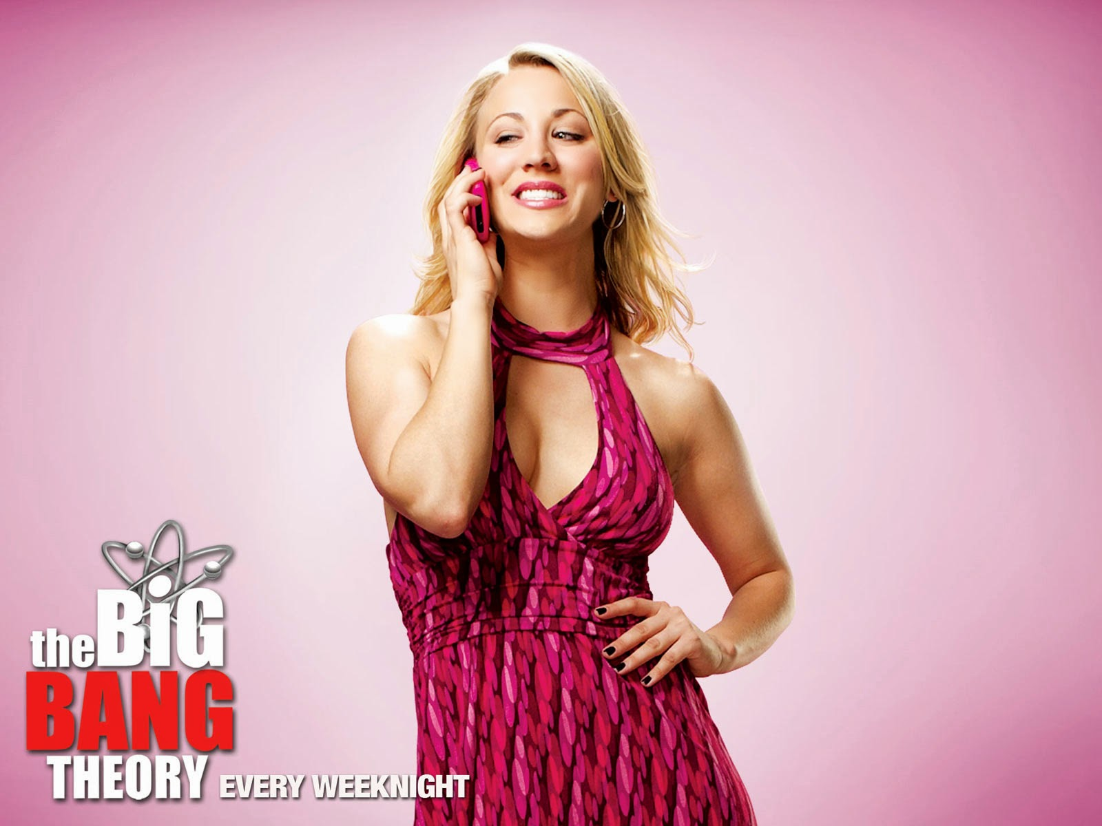 Penny - Papel de parede The Big Bang Theory