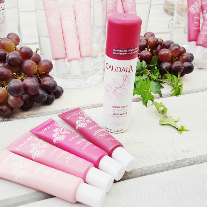 Caudalie - Vino Source #LifeisBetterinPink Blogger Event - Grape water - Bio-Trauben Gesichtswasser