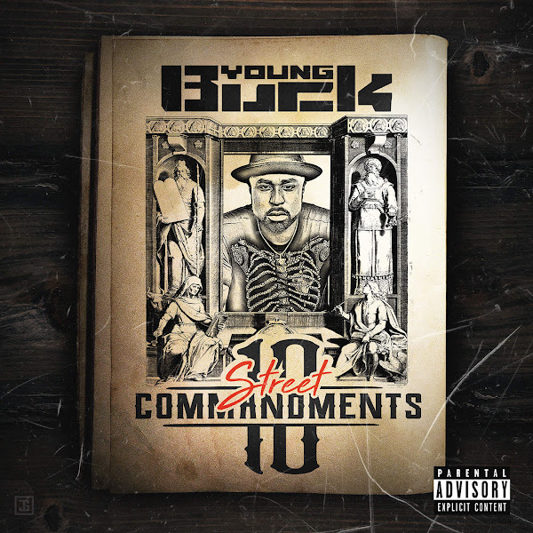 Young Buck - 10 Street Commandments Cover