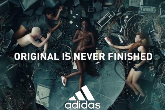 Adidas Reinventa lo Clásico en su Campaña Original is Never Finished