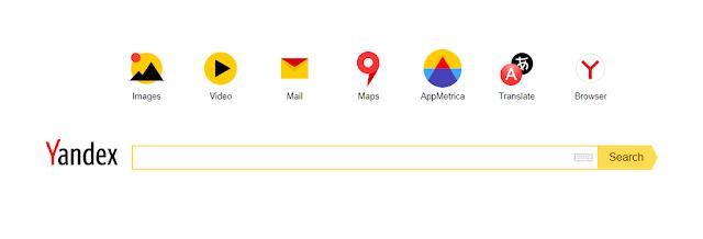 محرك البحث الروسي Yandex