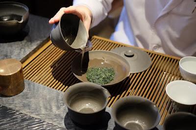 東京の日本茶専門店 櫻井焙茶研究所 玉露