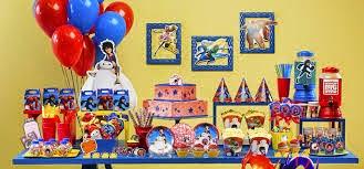 Festa de criança com tema Operação Big Hero