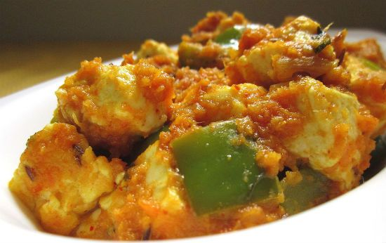 kadai paneer recipe dhaba style