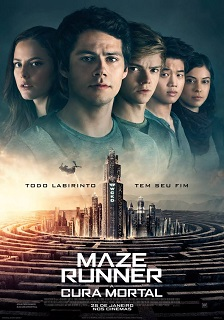 Maze Runner 3 – A Cura Mortal (2018) Torrent – HD 720p Dublado Download