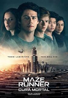 Maze Runner 3 – A Cura Mortal (2018) Torrent – HD 720p Dublado Download