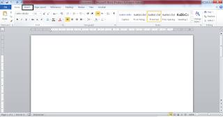 Cara Menulis Rumus di Microsoft Word