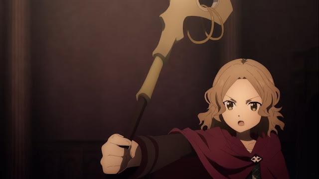Sword Art Online Season 3 Episode 23: Pertempuran Keputusasaan!