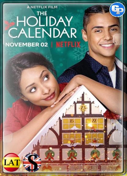 El Calendario De Navidad (2018) HD 1080P LATINO/INGLES