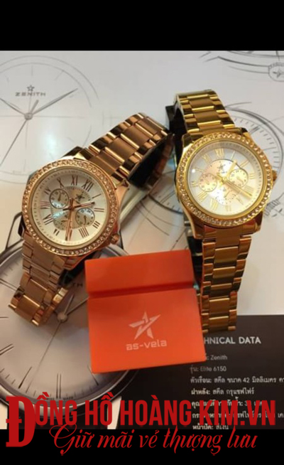 đồng hồ nữ as-vela