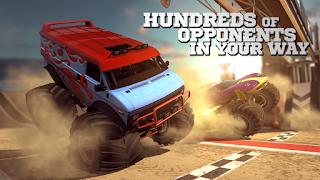 Adalah sebuah game dengan gameplay drag race Game:  MMX Racing apk + obb