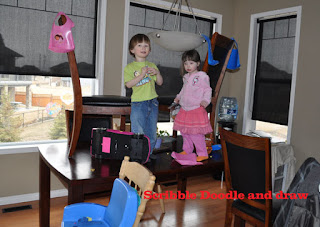 St Patrick's day tricks and pranks for kids like putting chairs on tables