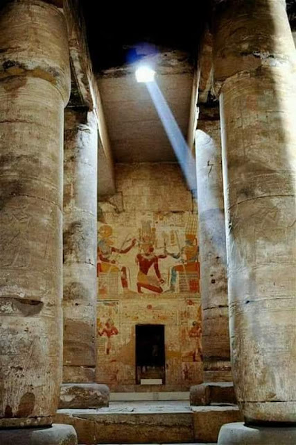 Ancient Egyptian Abydos