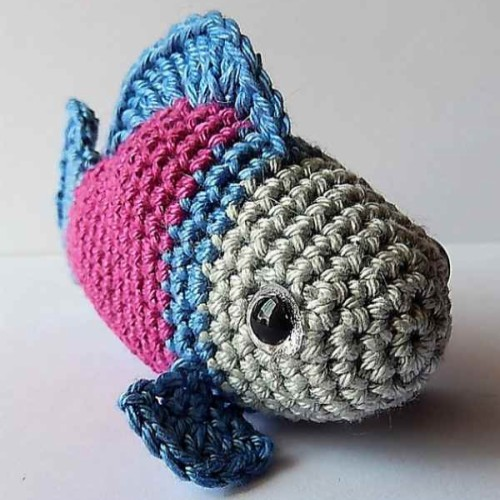 A Little Fish - Free Pattern