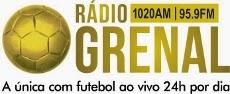 Rádio Grenal de Porto Alegre ao vivo, ouça a transmissão dos jogos do Grêmio e Internacional online