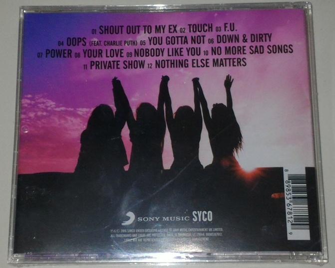 little mix glory days platinum edition album download