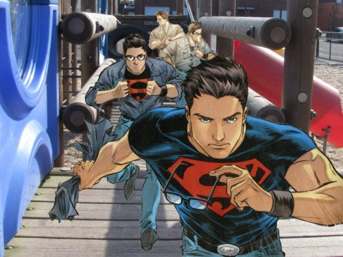 Damn Good Coffee And Hot Titans Casts Joshua Orpin As Superboy Conner Kent Ghost stories, the feature film the neon spectrum, and. titans casts joshua orpin as superboy