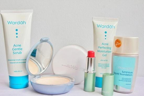 Review dan Harga Paket Wardah acne series