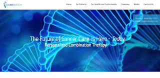 CureMatch Help Doctors Optimize Cancer Treatment Options