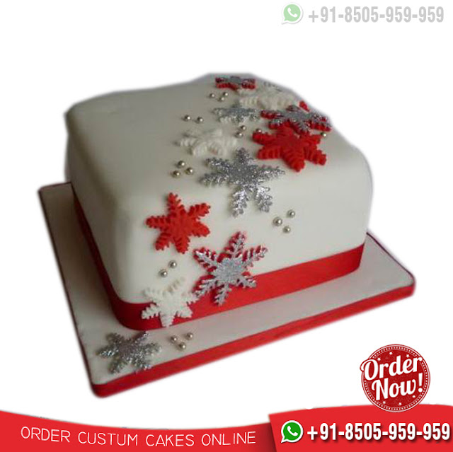 Order Christmas Cakes Delivery