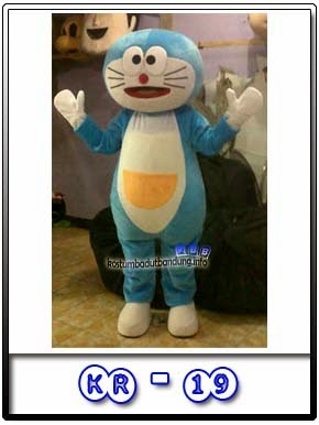 Jual Baju Badut Doraemon Kr-19 Bandung