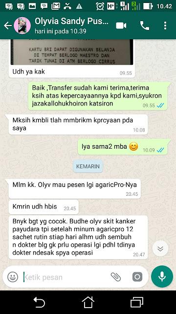 Testimoni Obat Kanker Payudara Ampuh