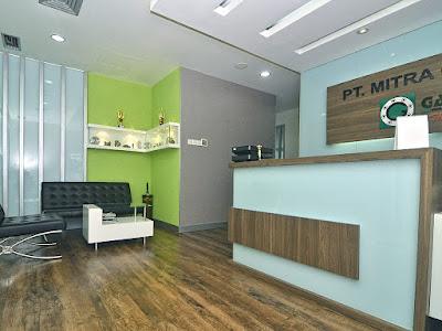 Jasa Desain Interior Kantor Memberikan Kesan Terbaik