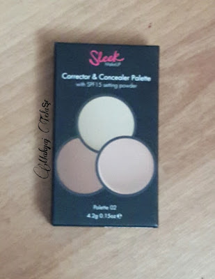 SLEEK CONCEALER PALET