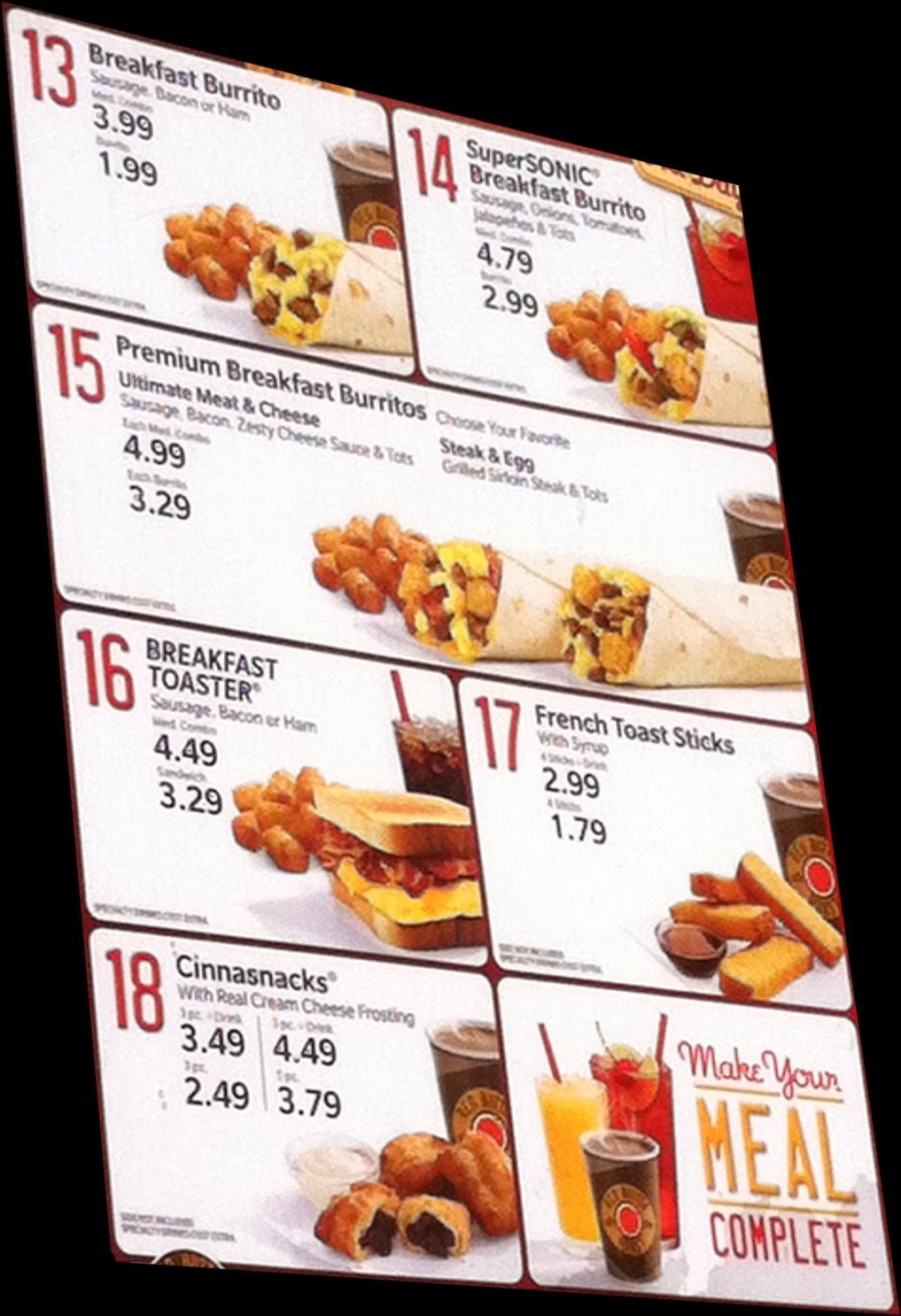 Who Has  Hour Breakfast Fast Food